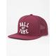 HALL OF FAME Harlem Tech Mens Snapback Hat