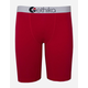ETHIKA Red Solid Staple Boys Boxers