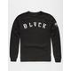 BLACK SCALE Grand Slam Mens Sweatshirt