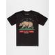RIP CURL California Bear Boys T-Shirt