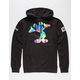 NEFF Disney Collection Tie Dye Mickey Superior Mens Hoodie