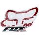 FOX Cramped Sticker