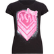 METAL MULISHA Friends Bow Girls Tee
