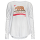 BILLABONG Cali Bear Girls Raglan Tee