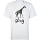 LRG Camo Giraffe Mens T-Shirt