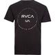 RVCA Circular Mens T-Shirt