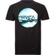 RVCA Upsidedown Underwater Mens T-Shirt