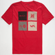 RVCA Multiply Mens T-Shirt
