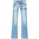SCISSOR Girls Flare Jeans