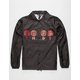 INDEPENDENT Four Of A Kind Mens Coach Windbreaker Jacket