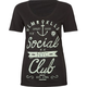 GLAMOUR KILLS Social Club Womens Tee