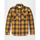 ALTAMONT Binary Mens Flannel Shirt
