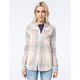 ELEMENT Pine Womens Flannel Shirt