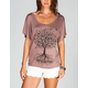 LIRA Deep Seeds Womens Tee