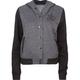 LIRA Letterman Womens Hooded Jacket