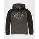 RIP CURL Leveled Out Mens Hoodie