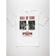 HALL OF FAME Survivor Series Mens T-Shirt