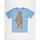 RIOT SOCIETY Ornate Bear Boys T-Shirt