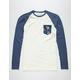 RIP CURL Combine Mens T-Shirt