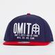 OMIT Company New Era Mens Snapback Hat