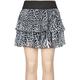FULL TILT Tiered Cheetah Print Girls Skirt