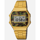CASIO Vintage Collection A168WEBC-3VT Watch