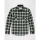 REBEL8 Winter Mens Flannel Shirt