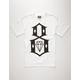 REBEL8 Standard Issue Logo Mens T-Shirt