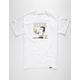 ROOK x Peanuts Santa Mens T-Shirt