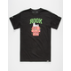 ROOK x Peanuts Lights Out Mens T-Shirt