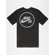NIKE SB Reflective Mens T-Shirt