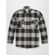 ROTHCHO Heavyweight Mens Flannel Shirt