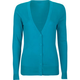 FULL TILT Essential Womens Long Sleeve Cardigan