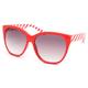 FULL TILT Cateye Stripe Sunglasses