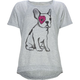 FULL TILT French Bulldog Girls Tee