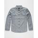 RVCA Coyote Boys Flannel Shirt