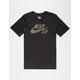 NIKE SB Icon Camo Mens T-Shirt