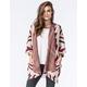 BILLABONG Enchanted Womens Poncho Sweater