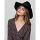 Ribbon Band Womens Floppy Hat