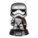 FUNKO Pop! Star Wars: Captain Phasma Bobble Head