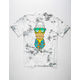 NEFF x The Simpsons HST Mens T-Shirt