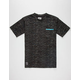 NEFF Neo Neon Mens Pocket Tee