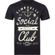 GLAMOUR KILLS Social Club Mens T-Shirt