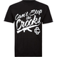 CROOKS & CASTLES AK Script Mens T-Shirt