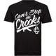 CROOKS & CASTLES AK Script Mens T-Shirt