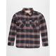 CAPTAIN FIN Simple Jack Mens Flannel Jacket