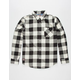 FOURSTAR Ishod Buffalo Mens Flannel Shirt