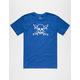 FOURSTAR Street Pirate Mens T-Shirt