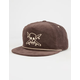 FOURSTAR Pirate Cord Mens Snapback Hat