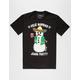 RIOT SOCIETY Feliz Navidad Mens T-Shirt